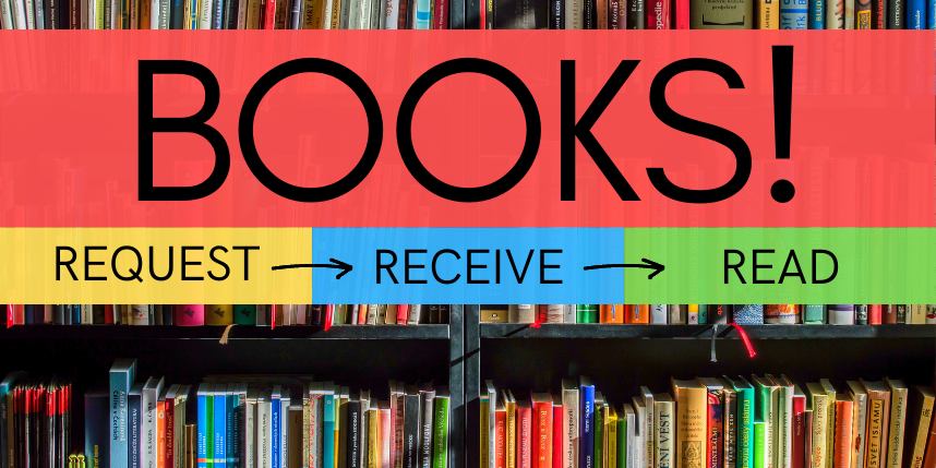 Borrow books and other items from our circulating collections, CSU+, and ILLiad!