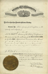 California Document